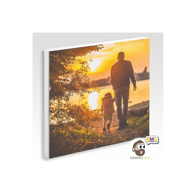 Tela Stampata - Personalizzata con la tua foto - Quadro