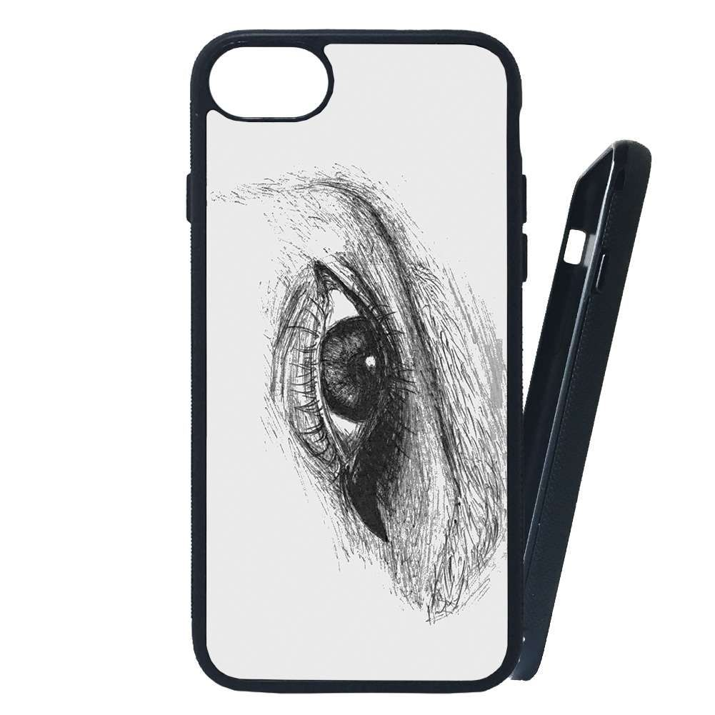 Cover-Apple-iPhone-con-Stampa-Disegno-by-Vittorio-CurciPlus