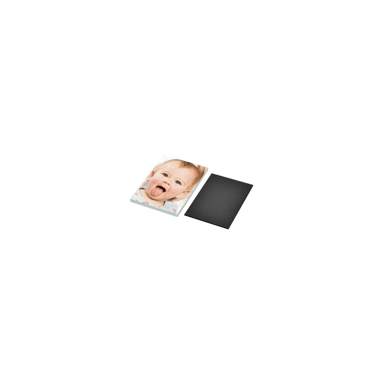 Magnete in Vetro 7x5 cm Personalizzato con Foto