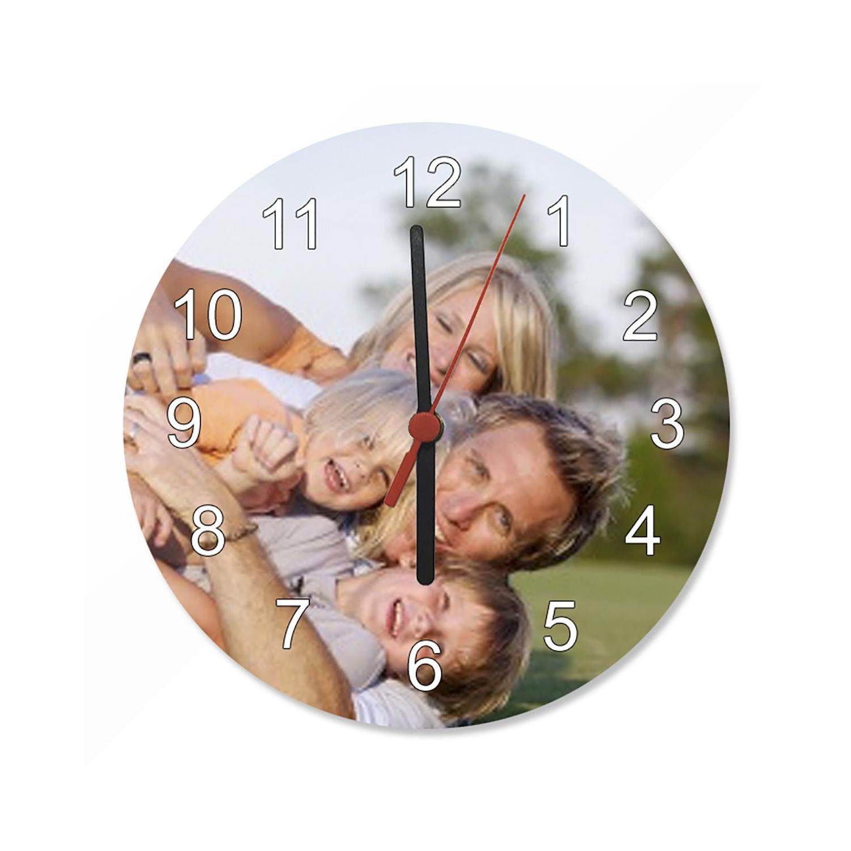 Orologio Vetro personalizzato