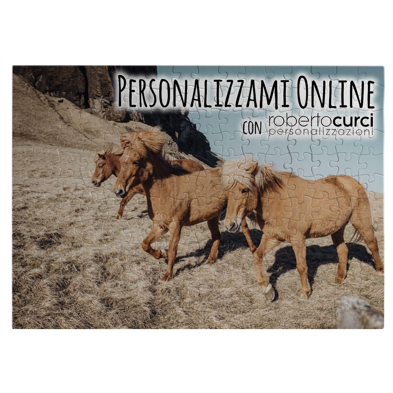 Puzzle con foto A3 di 192 Pezzi da personalizzare online
