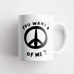 Tazza You Want a Peace of me?